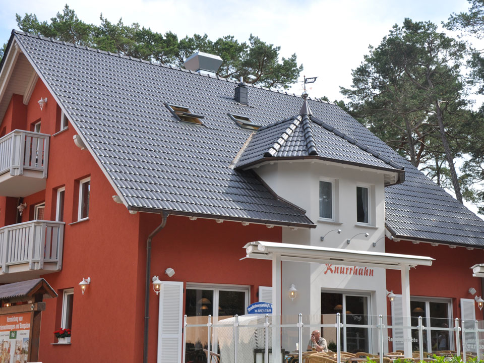 Restaurant Knurrhahn Trassenheide